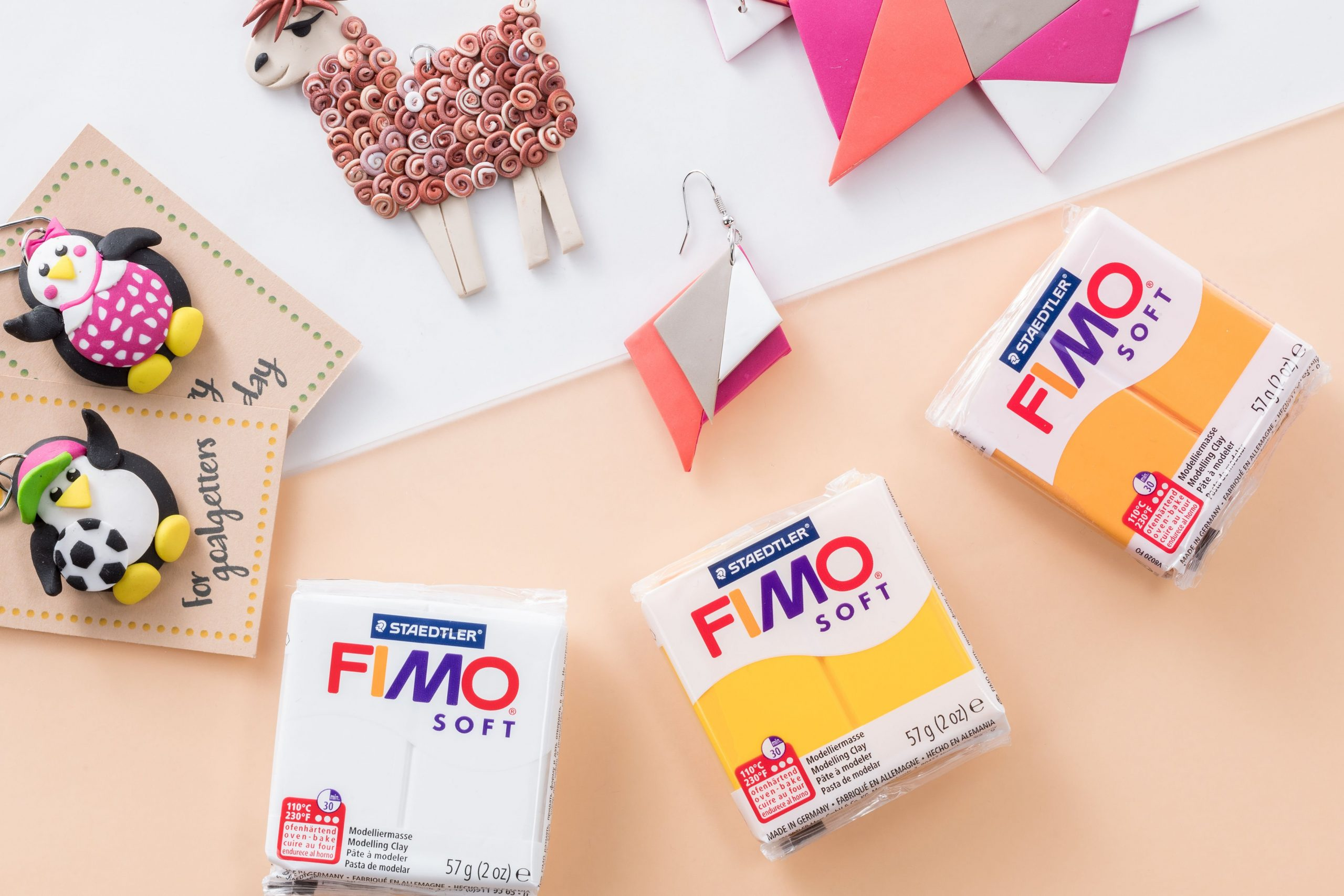 How Long to Bake FIMO Clay
