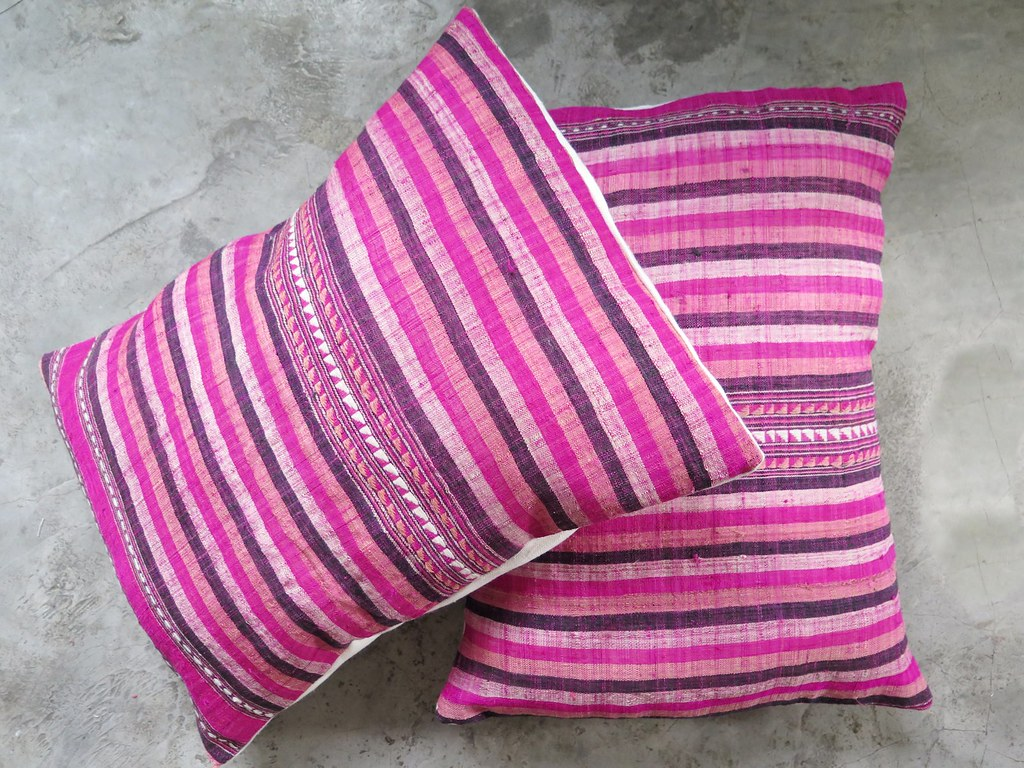 how to sew a cushion cover without a zip