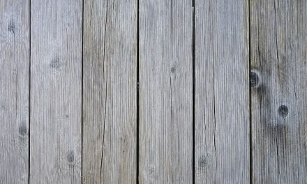 How to Grey Wash Wood Paneling