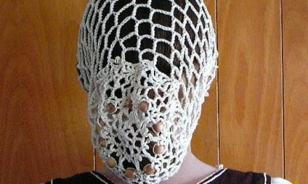 How to Make a Snood Hair Net