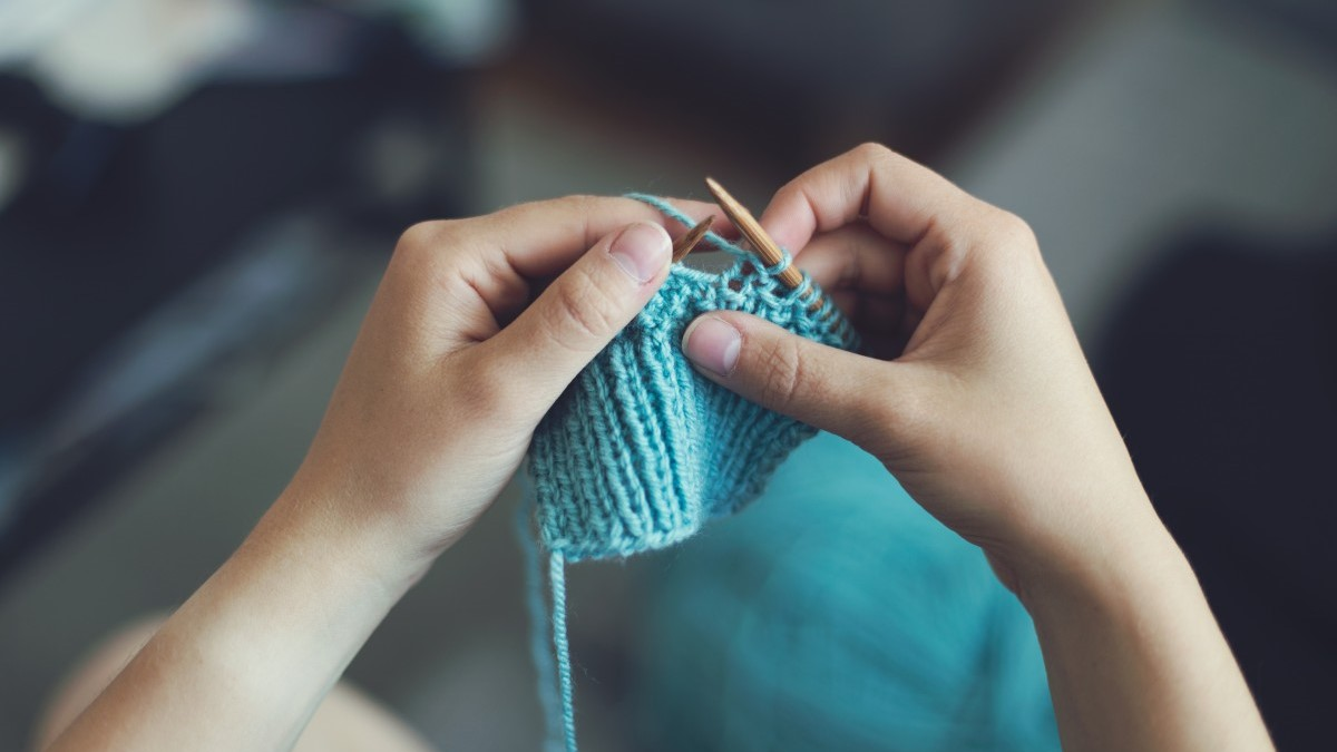 How to Add a New Ball of Yarn Crochet