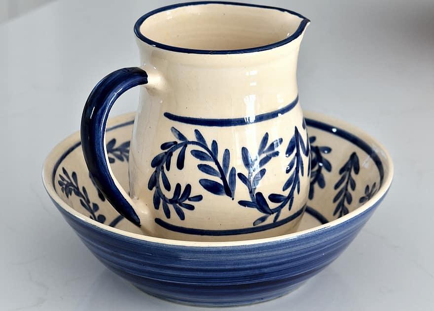 How Do You Mix Ceramic Glazed Powder