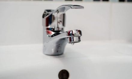 How to Tighten Kitchen Faucet Nut under Sink