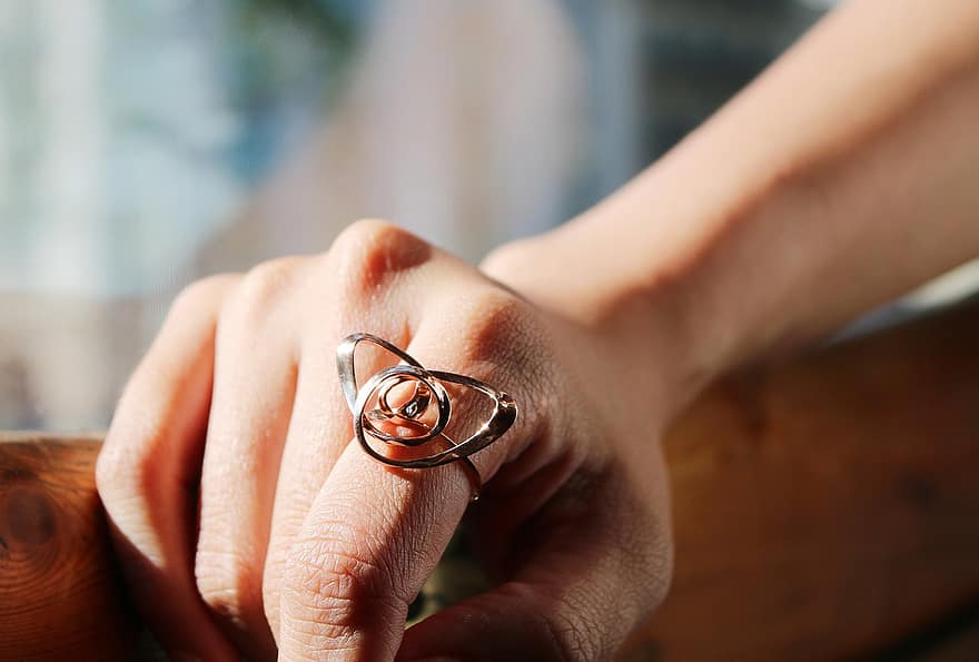 How to Make a Ring Blank From Wire