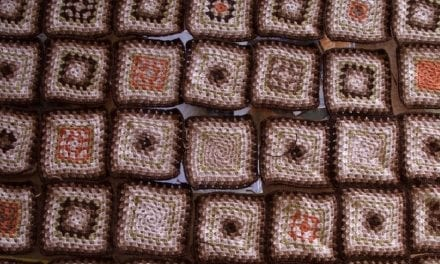 How Many Granny Squares to Make a Baby Blanket