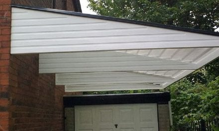 How to Build a Cantilever Carport