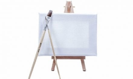 How to Make a Tabletop Easel