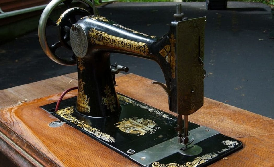How to Stop Sewing Machines From Turning Yellow
