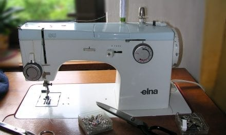 How to Thread an Elna Sewing Machine