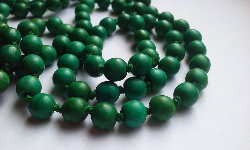 How to Tie Knots Between Beads