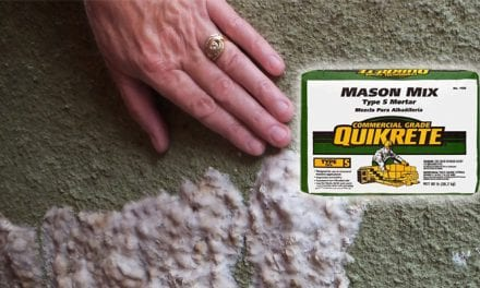 How Long Does It Take for Quikrete Mortar Mix to Dry