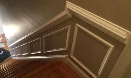 How Do You Finish Exposed Stair Stringers