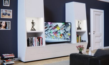 How to Reuse an Entertainment Center