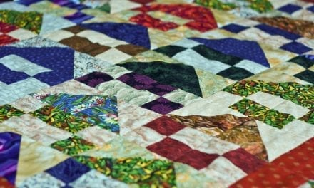 How to Sew Different Size Quilt Blocks Together
