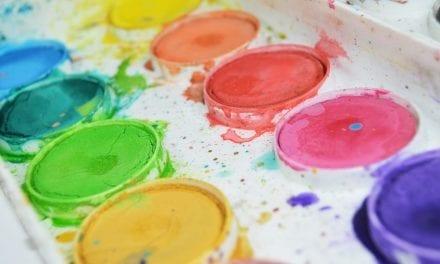 How Do You Make Acrylic Paint Look Flat
