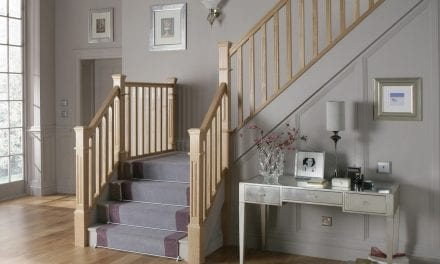 How to Install Newel Post on Stairs