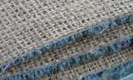 How to Stop Burlap From Fraying