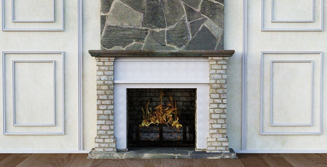 How to Close Off a Fireplace Opening