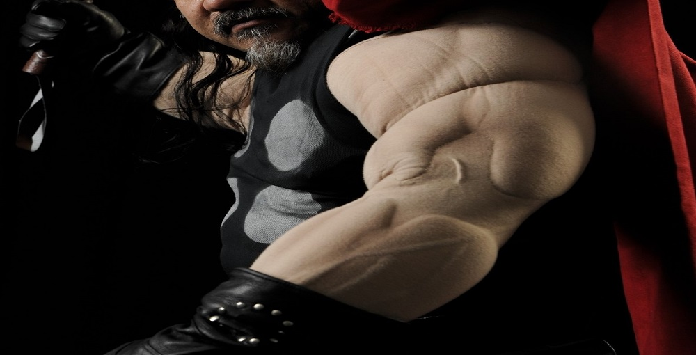 How to Make Fake Muscles for a Costume