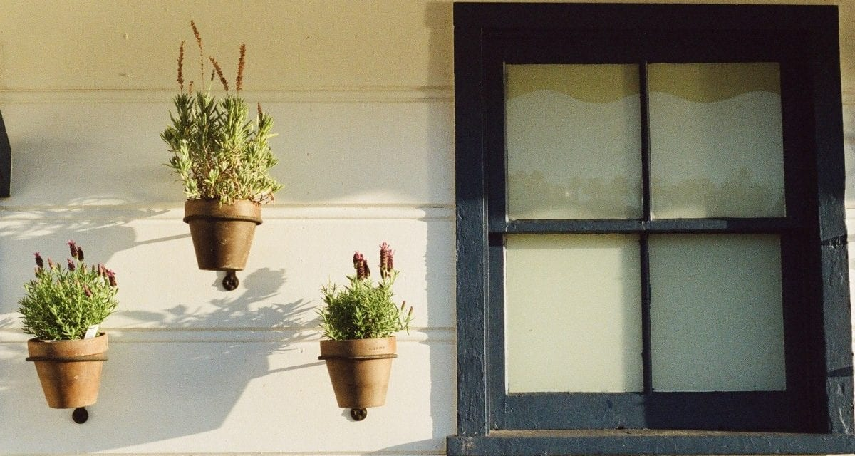How to Make a Faux Exterior Window