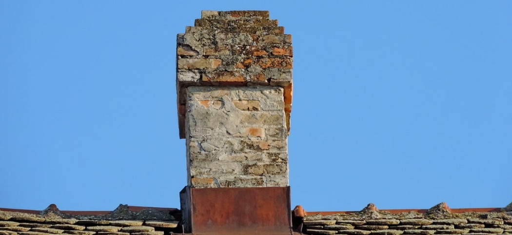 How to Stucco Over Brick Chimney