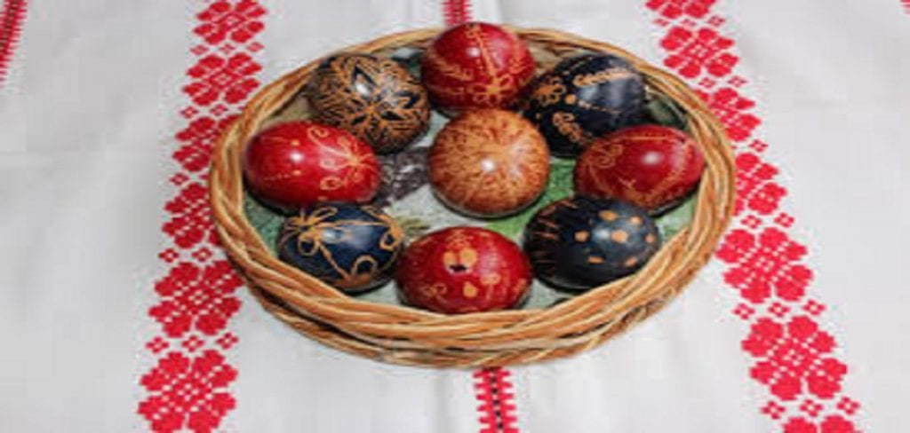 how to make hungaran easter eggs
