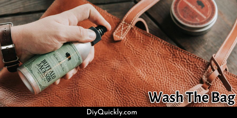 Wash The Bag