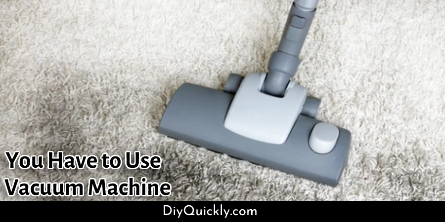 You Have to Use a Vacuum Machine