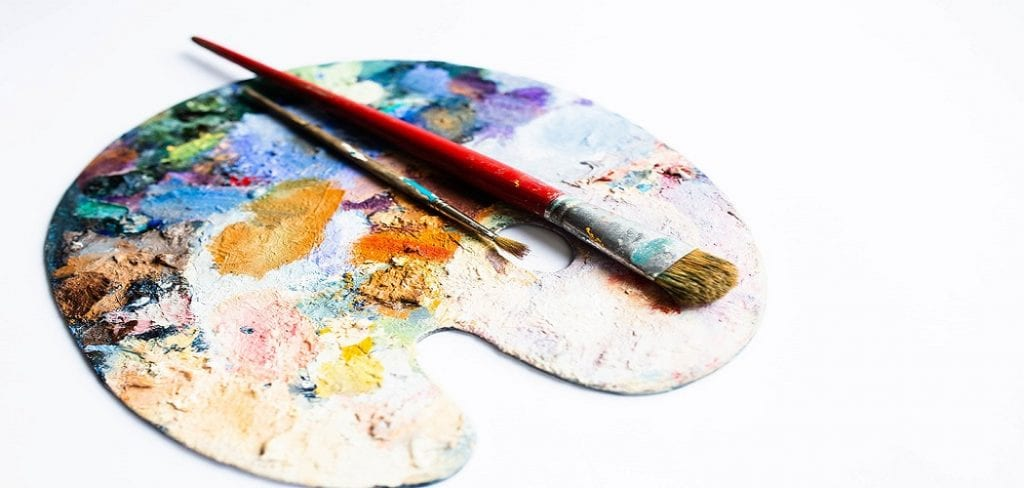 How To Clean Oil Paint Palette