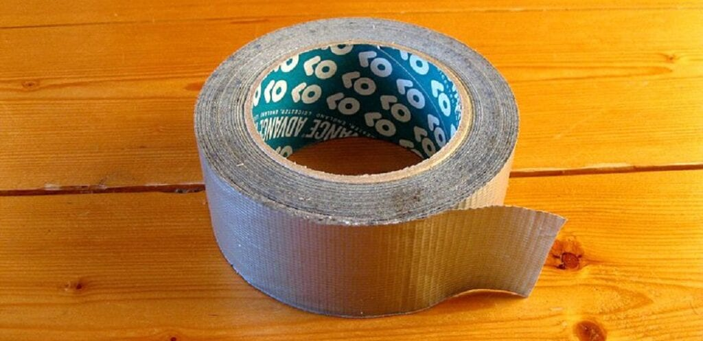 How To Get Out Of Duct Tape