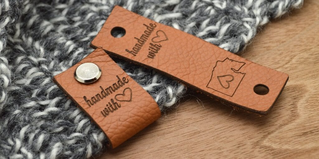 How To Make Your Own Crochet Labels