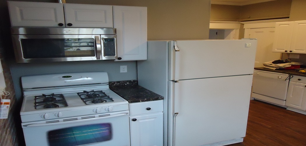 How To Modify Wall Oven Cabinet