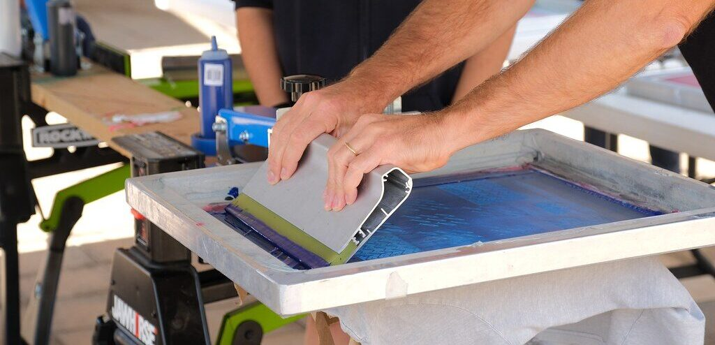 How To Remove Screen Printing From Nylon