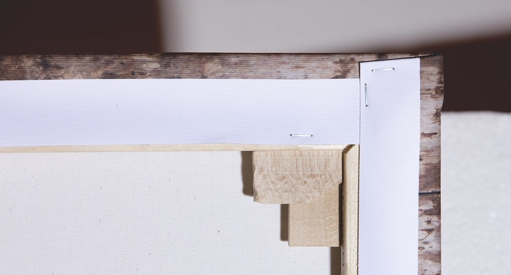 How to Build a Canvas Stretcher