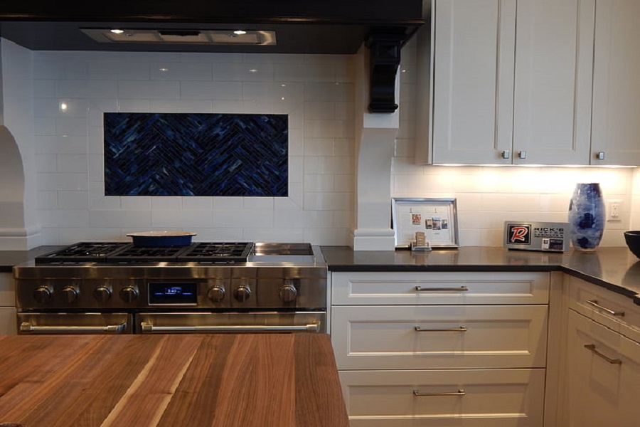 How to Build a Soffit Above Kitchen Cabinets