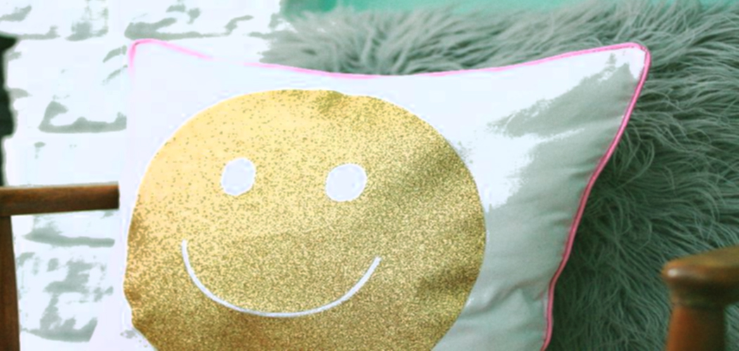 How to Make Glitter Iron on Transfers