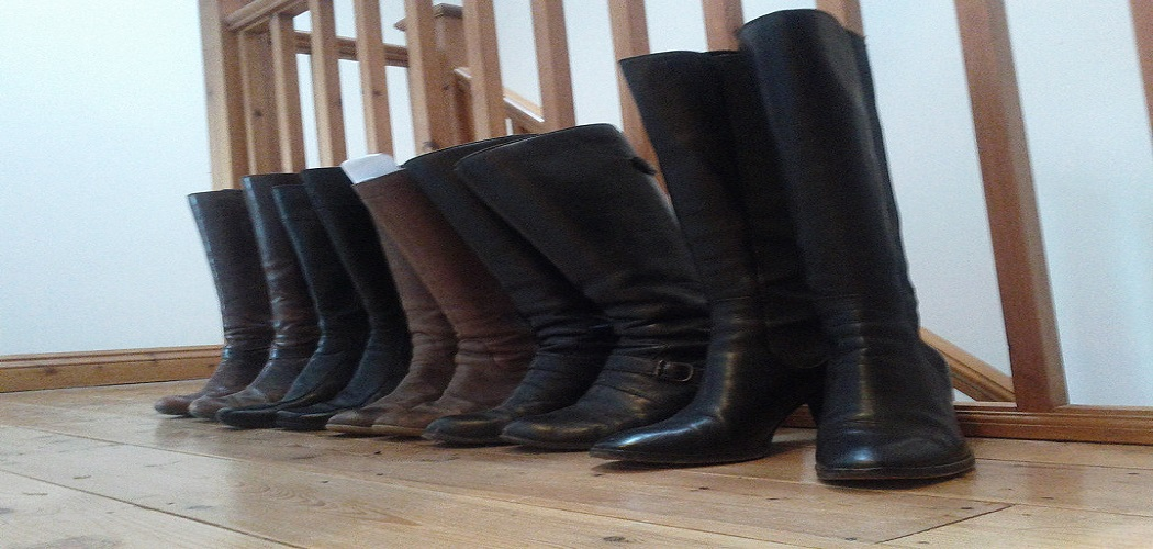 How to Make Removable Boot Covers