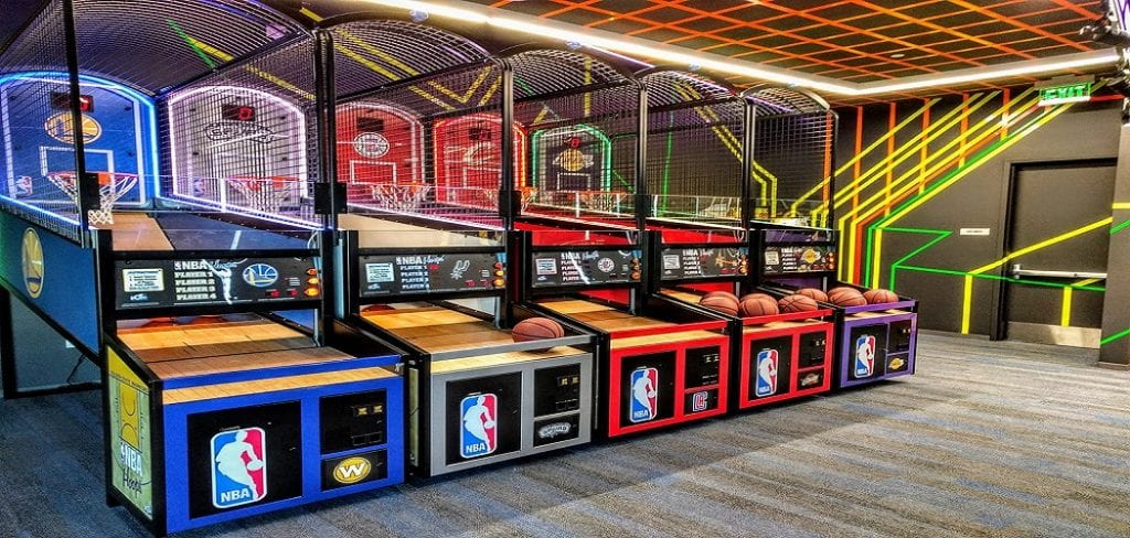 How to Make a Garage a Game Room