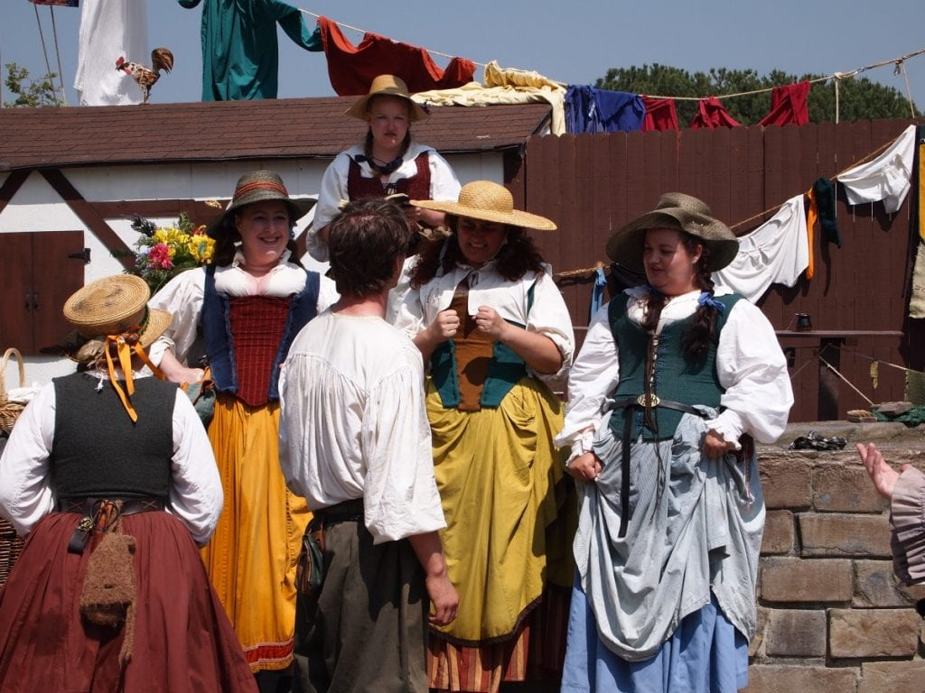 How to Make a Medieval Dress at Home