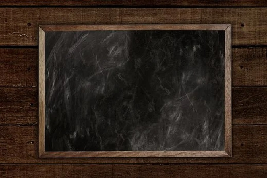 How to Remove Chalkboard Paint