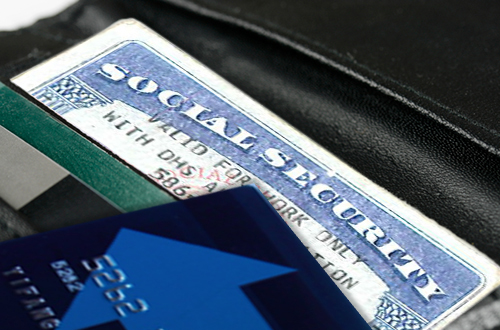 How to Remove Lamination from Social Security Card