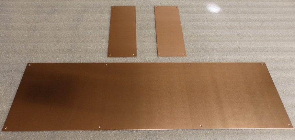 How to Solder Copper Sheets