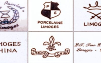 How to Spot Fake Limoges