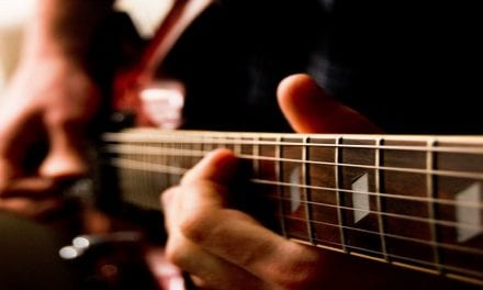 How to Tape Your Fingers for Guitar Playing