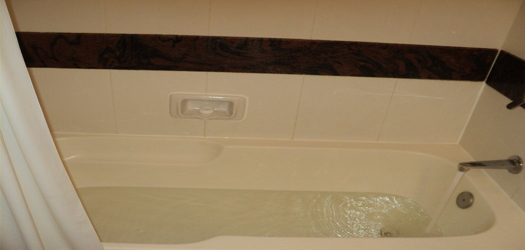 How to Tile Directly to Bathtub-1