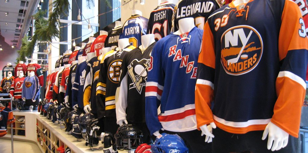 How to Wash Nhl Jersey