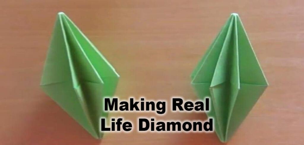 Making Real Life Diamond