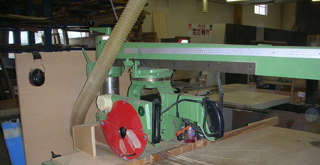 how to master the radial arm saw 2
