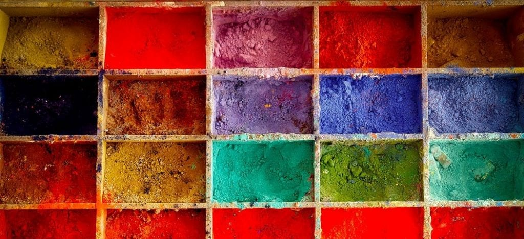 how to seal oil pastels