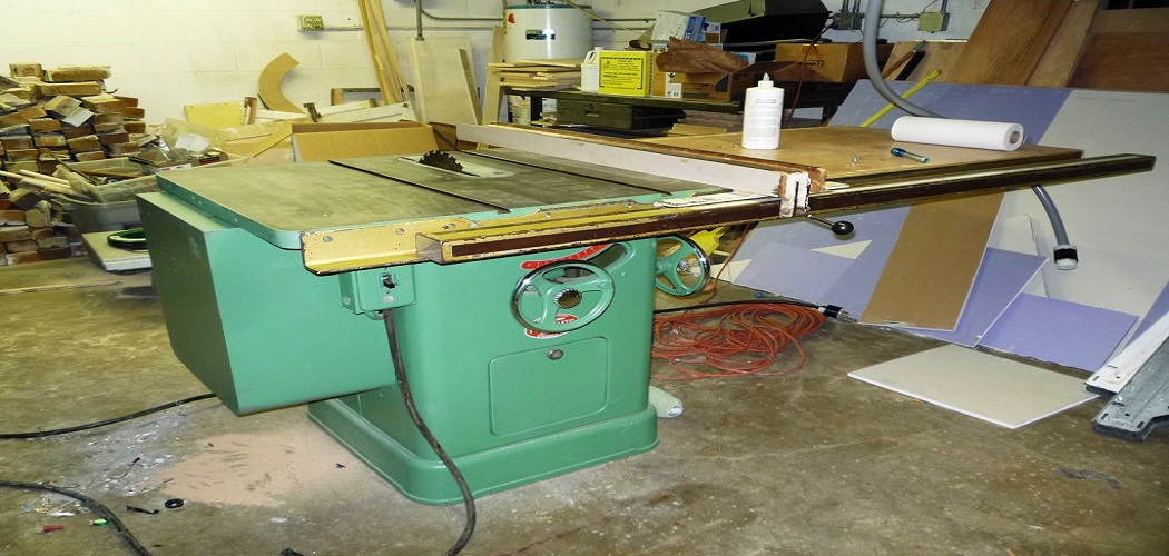 how to square a board with a table saw-1